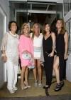 Lydia Lozano celebra su �reboda� con Bel�n Esteban, Terelu Campos, Rosa Benito, Nagore Robles...