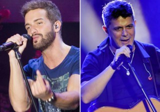 Pablo Albor�n rinde Ibiza a sus pies y Alejandro Sanz arrasa en Marbella