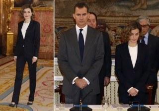 Letizia Ortiz �una Reina que abusa de la sobriedad?
