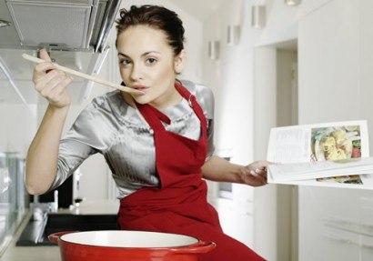 Las formas de cocinar m�s sanas para adelgazar �sin darte cuenta!