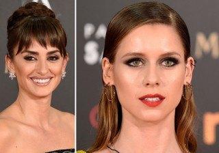 Premios Goya 2016: los maquillajes y peinados triunfadores