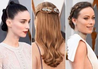 Premios Oscar 2016: los maquillajes y peinados triunfadores