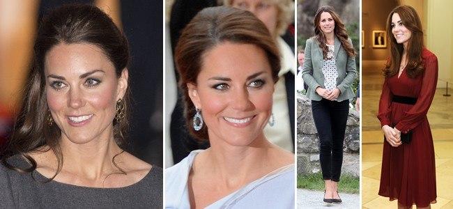 El estilo de Kate Middleton: su naturalidad triunfa