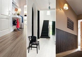 �Saca partido a los pasillos de tu casa! 6 ideas para decorar los espacios de paso