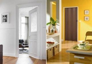 Fotos Puertas de interior: correderas, plegables, blancas lacadas... �c�mo elegirlas? width=
