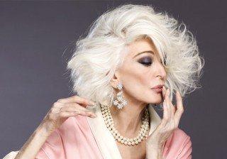 Fotos Cortes de pelo y peinados para mujeres maduras �Las famosas te inspiran! width=