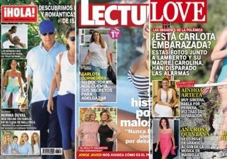 Las portadas de las revistas del coraz�n a 17/08/2016