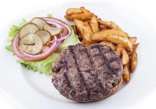 Fotos Trucos para hacer la aut�ntica hamburguesa casera americana width=