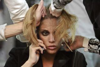 El champú de la caída de los cabello k