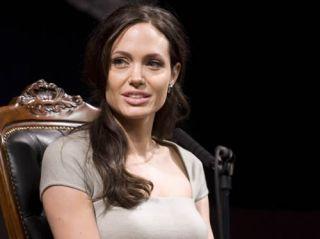 Angelina Jolie, la m�s guapa del mundo