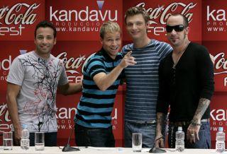 Los Backstreet Boys de vuelta