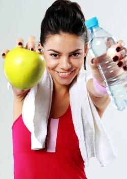 Adelgazar y ponerse en forma sin ir al gimnasio