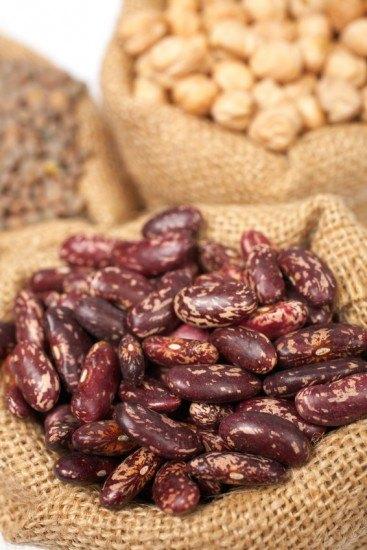 Las legumbres, entre los alimentos que causan gases