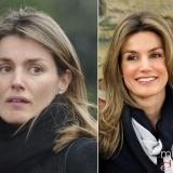 La Princesa de Asturias, Letizia Ortiz, sin maquillaje