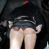 El culo de Britney Spears al descubierto