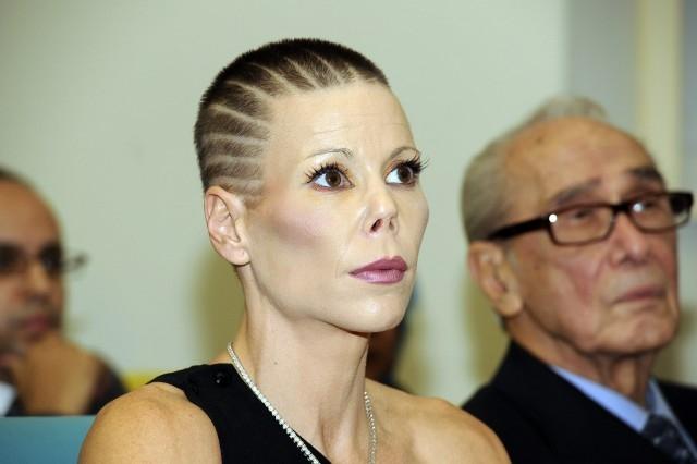 Kalina de Bulgaria y su pobre nariz mal operada