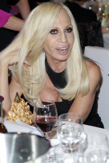 El caso de Donatella Versace es extremo