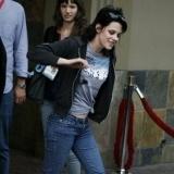 Kristen Stewart con vaqueros