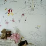 Vinilos en habitaciones infantiles