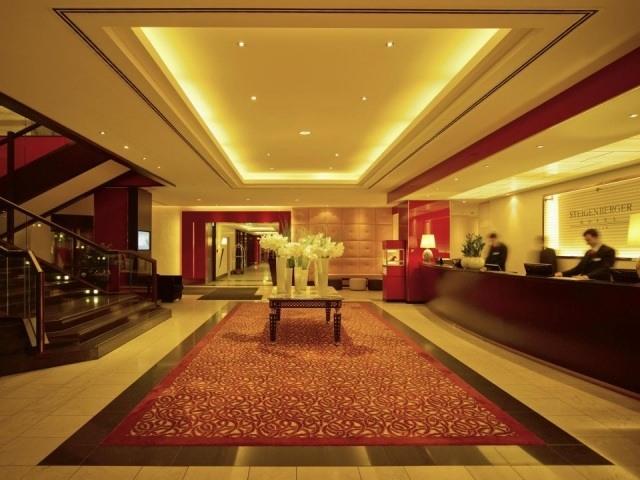 Hotel Foyer Berlin : Hall del steigenberger hotel berlin fotos mujerdeelite