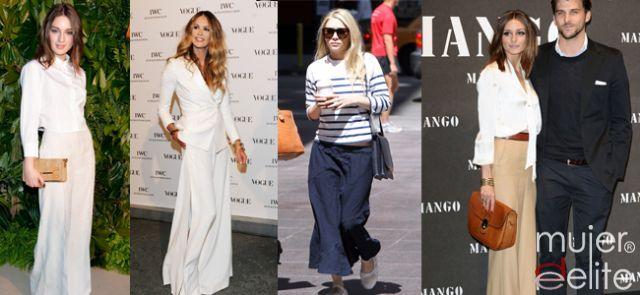 Los palazzo: el pantal�n de moda esta temporada