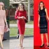 Do�a Letizia Ortiz apuesta por modelos m�s cl�sicos