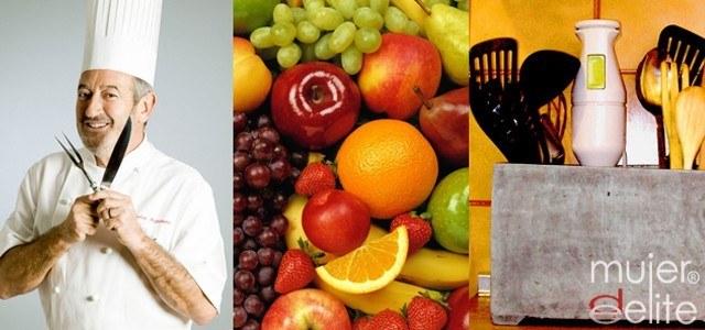10 trucos de cocina de karlos arguiano mujerdeelite for Cocina carlos arguinano