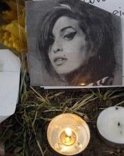 Amy Winehouse ha recibido el cariño de sus compañeros