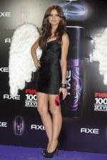 Romina Belluscio asistió a los Premios FHM