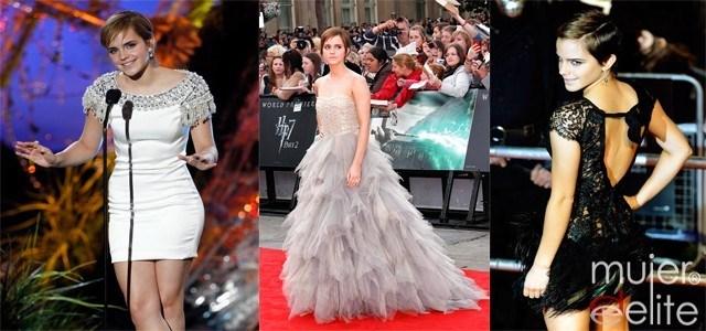 Los looks de Emma Watson