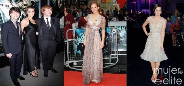 Emma Watson y sus looks de moda