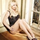 Britney Spears, impresionante