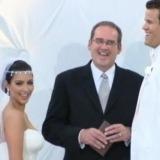 Kim Kardashian, feliz, junto a su marido, Kris Humphries