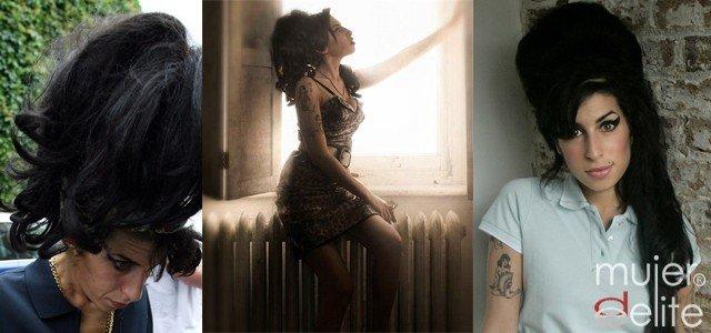 ¿Cómo triunfar con el peinado colmena, al estilo Amy Winehouse?
