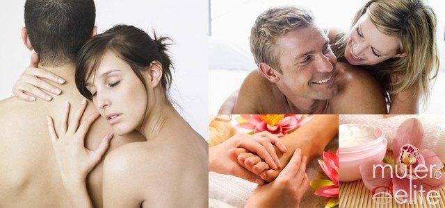 Claves para dar un masaje er�tico