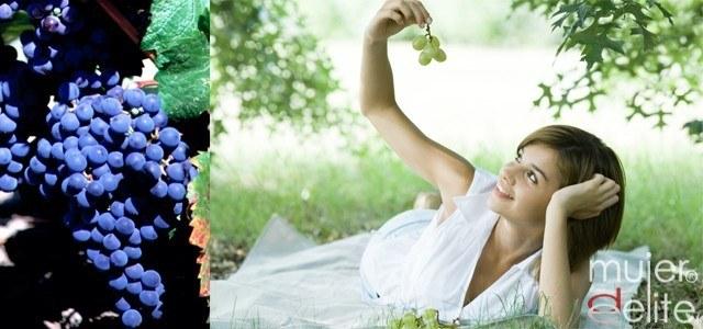 �Beneficios y propiedades de la uva!