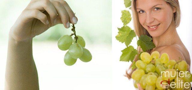 �La uva: una fruta de temporada!