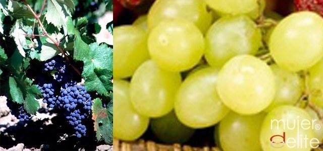 �Los beneficios y propiedades saludables de la uva!