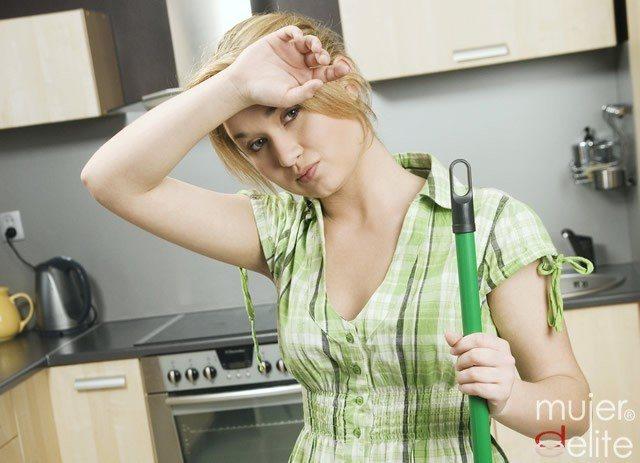 Es fácil mantener la casa limpia más tiempo