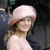 La imagen dulce y joven de la Princesa de Asturias