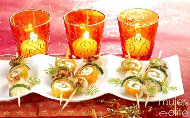 Cocina de navidad con ahumados mujerdeelite for Cocina de navidad con sara