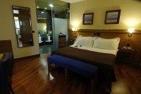 Habitación del Hotel Preciados en Madrid