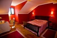 Habitación del Hotel La Cepada en Asturias