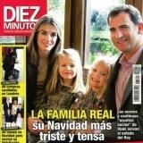 La Navidad m�s tensa y triste de la Familia Real en Diez Minutos