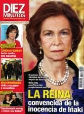 La Reina doña Sofía está convencida de la inocencia de Iñaki Urdangarín