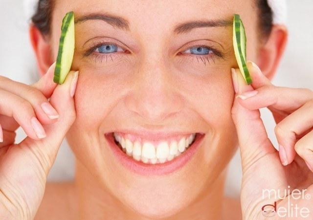 Trucos naturales y h�bitos saludables para eliminar las ojeras y bolsas
