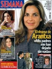 El drama de Arantxa Sánchez Vicario, portada de Semana