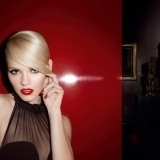 Los labios rojos efecto vinilo arrasar�n esta primavera 2012