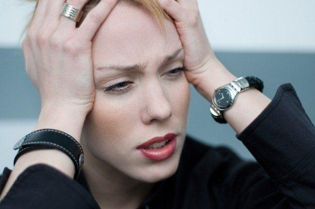 El estr�s, causante del dolor de cabeza