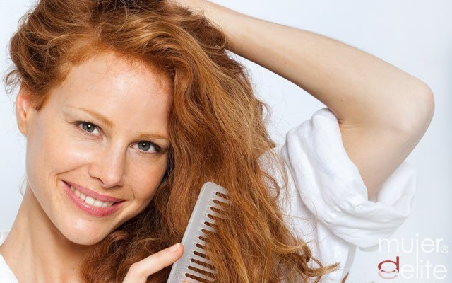 Cuidados básicos que estimulan el crecimiento del pelo